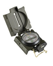 US Kompass Armeekompass mit Aluminiumgehäuse & LED Beleuchtung