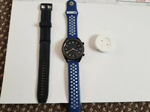Huawei Watch GT 46mm Stainless Steel Case Black Sport Band - FTN-B19 GT-6D0