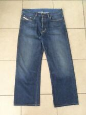 Diesel      Straight Denim Jeans    Size 33