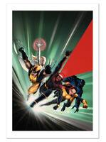 Astonishing X-Men #1 Canvas Giclee Art John Cassaday Marvel Artworks Collection