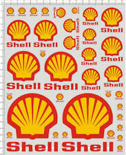 Self Adhesive Sticker Shell for 1/10 1/12 model kits 20104a