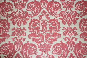 Ellery furnishing fabric by John Lewis, Polyester/Cotton/Linen, remnant of 1.45m