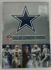 DALLAS COWBOYS HEROES New Sealed 2 DVD Set