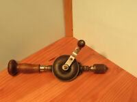 Vintage Yankee #1445 Hand Drill North Brothers Manufacturing Co.