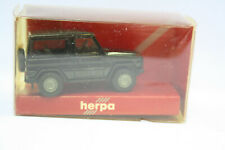 HERPA 2076 MB Geländewagen HO OVP 1:87 // PP721