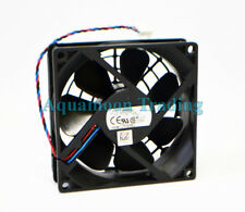 New Genuine HU843 Delta Case Cooling Fan Fits Dell 200 400 Inspiron 530 531