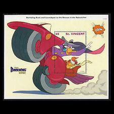St. Vincent, Sc #1807F, Mnh, 1992, S/S, Disney, Rescue, See description, 11Iidcx