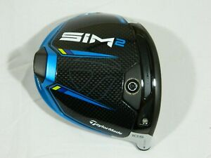 2021 Taylormade Sim2 10.5* Driver Head Only - Sim 2 + Headcover