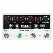 Mooer Preamp Live Pedal