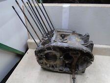 Honda 77 CB HAWK CB77 CP77-1003477 POLICE Engine Case Cases Set 60s HB303
