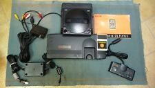 Turbo Grafx 16 System Keith Courage With CD Console