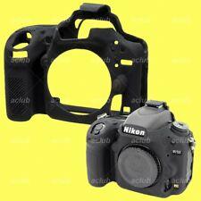 Nikon D750 Silicone Protective Case Camera Body Skin Cover - Black