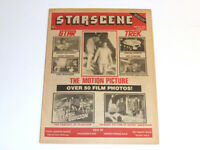 Star Trek The Motion Picture STARSCENE Newspaper Winter 1980 No.1 Gerry Anderson
