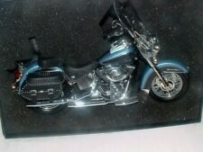 Diecast Promotions 1:12 Scale Harley Davidson FLSTC Heritage Softail Motorcycle