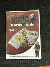 Kards With Kids, Barry Mitchell, VOL 1, DVD, very good condition