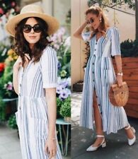 7f719686b78 Zara Striped Dresses for Women