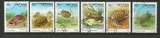 Viét Nam 1988 les tortues Y&TN°868A à 868F 6 timbres oblitérés /T8435
