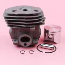 Cylinder Piston Ring Kit For Husqvarna 357 359 Chainsaw Part 537157302 47mm New