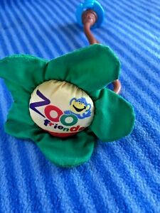 Evenflo Bounce & Learn Exersaucer Zoo Friends Flower Toy Replacement Part