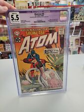 Showcase Presents #34 The Atom - Origin And First Appearance - CGC 5.5