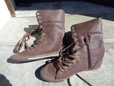 chaussure 36, marron NEUVE