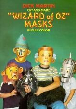 "Cut and Make ""Wizard of Oz"" Masks"