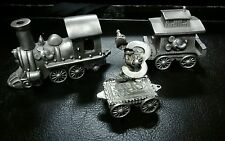 Disney Hudson Fine Pewter lot 3