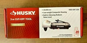 """NEW IN THE BOX Husky H4210 3"""" Cut-Off Tool 1003 097 324 H4210 (Free Shipping)"""