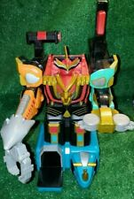 Bandai Power Rangers Wild Force Sentai Gaorangeower Megazord Sounds and Lights