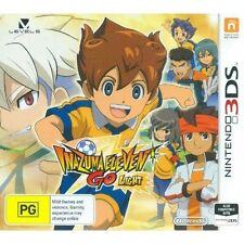 Inazuma Eleven Go Light Nintendo 3ds Aust Post