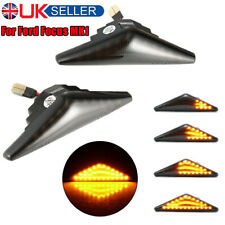 Dynamic LED Marker Turn Signal Side Light Indicators For Ford Focus MK1 Mondeo