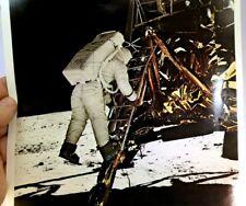 APOLLO 11 Moon Landing Picture Genuine Kodak Ektachrome EF film 1969 NASA Photo
