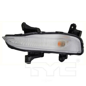 Turn Signal Light Assembly-Capa Certified Left TYC fits 19-20 Kia Optima