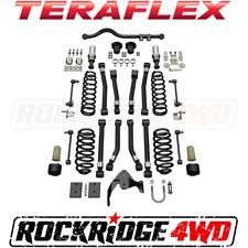"Teraflex Jeep Wrangler JKU 4-Door Alpine CT3 Suspension System 3"" Lift No Shocks"