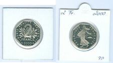 Francia 2 Franchi 2000 PP Solo 15.000 Pezzo