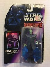 Hasbro Star Wars Shadows Of The Empire Prince Xizor With Energy Blade Shields