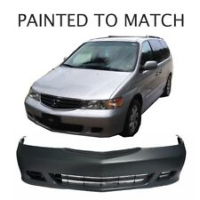 Painted to Match - Fits 1999 2000 2001 2002 2003 2004 Honda Odyssey Front Bumper