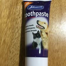 Johnsons Dog Toothpaste Triple Action Chicken 50g