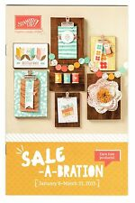 Stampin' Up! 2015 Sale-a-bration Catalog