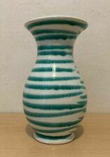 Gmundner Keramik grün geflammt Vase Tischvase 16,5 cm GK230 (1907DE1#) 04/2020