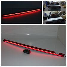 "12V 36"" Super Bright Car Rear Windshield Roofline LED Third High Brake Light Red"