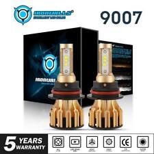 CREE 9007 HB5 LED Headlight Dual High Low Beam Bulbs 1700W 255000LM White 6000K