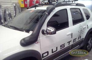 DACIA DUSTER 1st Gen Raised Air Intake SNORKEL 1.6 + 1.2 Petrol /1.5D VC34DA0101