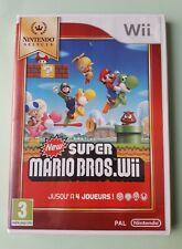 New Super Mario Bros Nintendo Wii . 2009 Used