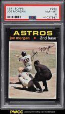 1971 Topps Joe Morgan #264 PSA 8 NM-MT