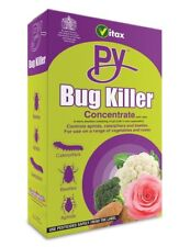 Vitax 5co256 PY Spray Garden Insect Killer Concentrate 250ml