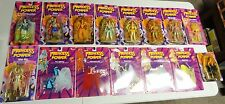 1984 Mattel Princess of Power She-Ra Carded Figure and Outfit Lot