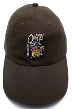 QUITO, ECUADOR lightweight brown adjustable cap / hat