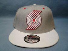 New Era 9Fifty Portland Trail Blazers White Vize Snapback BRAND NEW hat cap NBA