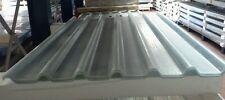 Euroclad 32/1000 profile GRP sheets. 1300mm long. 10 PACK